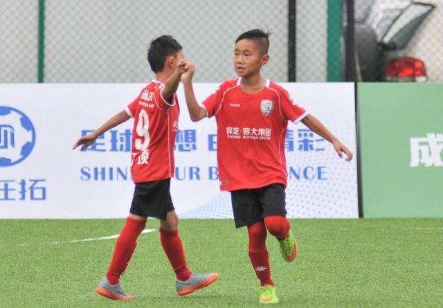 中国足球小将纪录片:见证未来