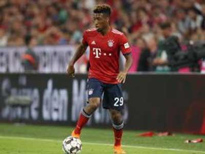 德国媒体报道,拜仁有意加薪续约科曼