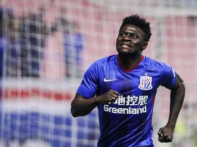 《足球报》表示,上海申花已经有了心怡的外援