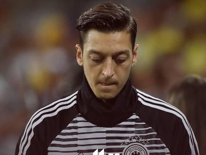 厄齐尔宣布退出国家队!送饼大师德国队高光时刻