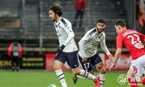 意媒:米兰接近签下波尔多中场阿德利,球员已经完成体检