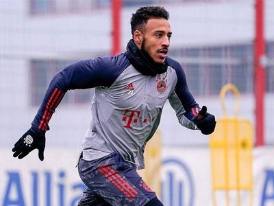 官方消息,拜仁中场球员托利索感染新冠病毒
