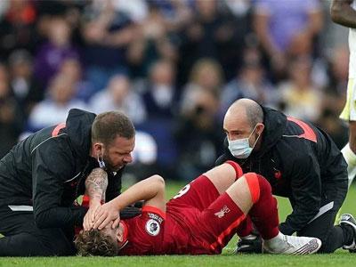 官方消息,利物浦前锋埃利奥特成功承受手术,复出时刻还未确认