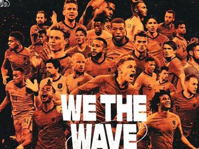 荷兰队欧洲杯26人最终大名单出炉,德佩、德容领衔