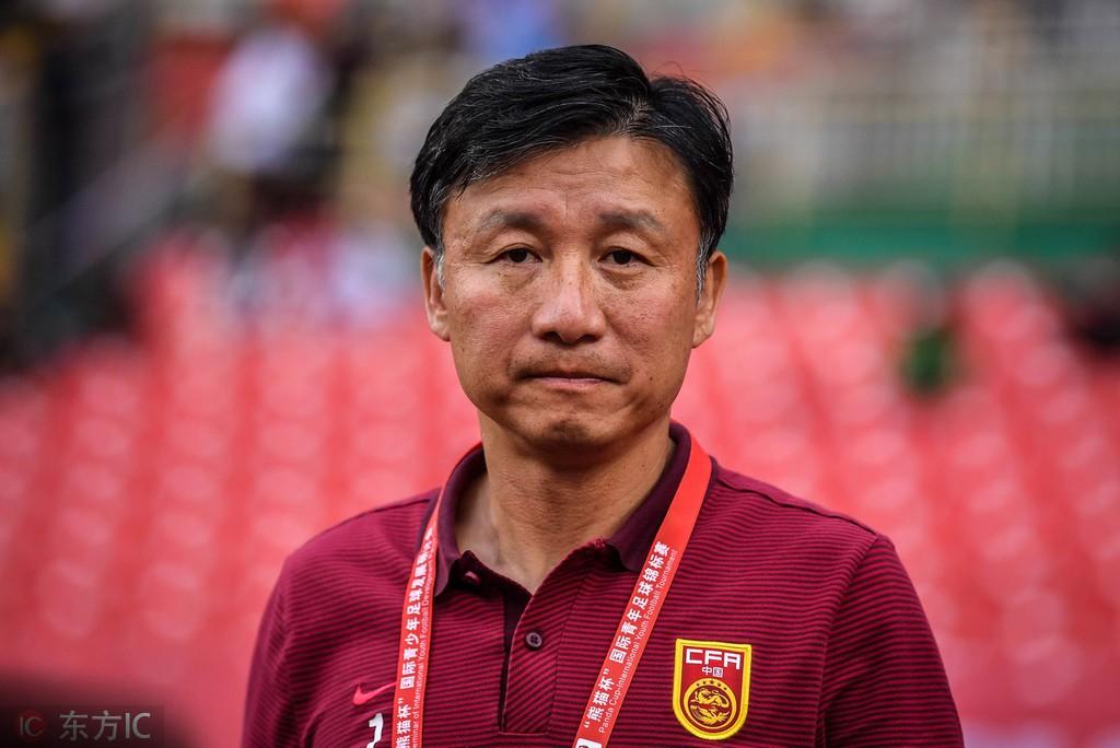 U23联赛临近,上港U23球员集合成耀东任主帅