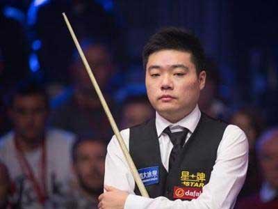斯诺克世锦赛正赛7月31日开打,丁俊晖确认出战