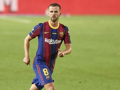 西媒报道,皮亚尼奇很可能在今年夏天离开巴塞罗那