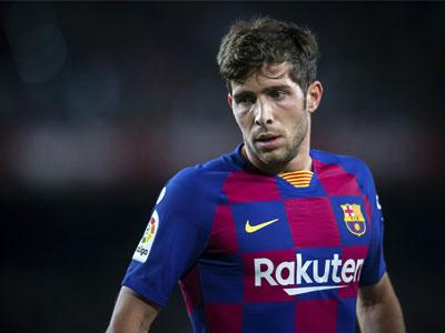 阿斯报报导,拜仁有意巴塞罗那后卫球员罗贝托