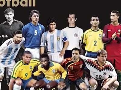 梦之队!法国足球排出三套足坛最佳阵容
