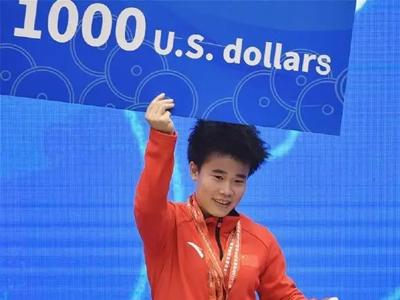 奥运举重冠军侯志慧破世界纪录夺全运会冠军,随后感慨全运会比奥运会还难