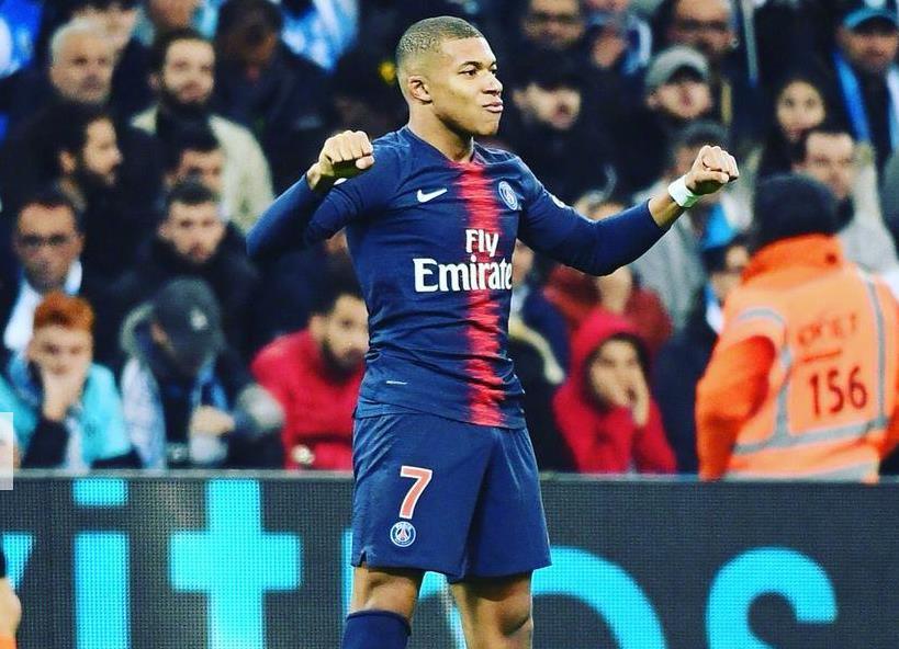 巴黎2-0客胜马赛 姆巴佩替补破僵局小德建功