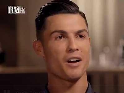 19年C罗:我必须拿很多金球奖,比梅西多一个