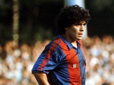 珍貴影像!回顧馬拉多納巴塞羅那生涯精彩錦集