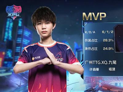 败者组第三轮:广州TTG四比二拿下新军LGD大鹅