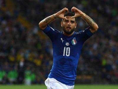 因希涅相信曼奇尼能够带领意大利欧洲杯夺冠