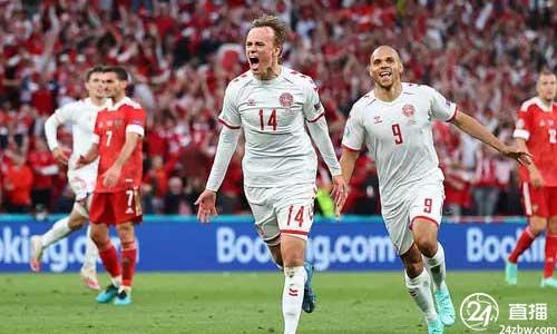 意媒:米兰曼联巴萨竞争丹麦小将达姆斯高,桑普标价4000万欧