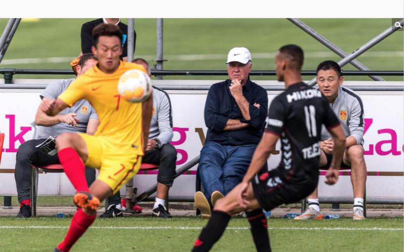 U21国足0-0乌德勒支两场不胜,林良铭进球被吹