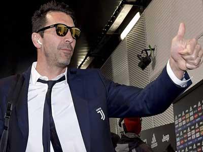 意大利媒体透露,布冯将与尤文续约至2021年