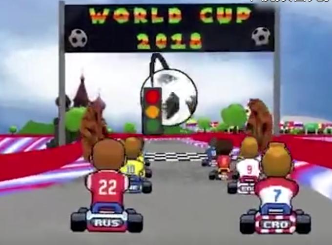 世界杯四强诞生记!另类动画别样诠释足球魅力
