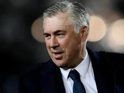 安切洛蒂:意大利很有团队精神,看好他们和英格兰晋级决赛