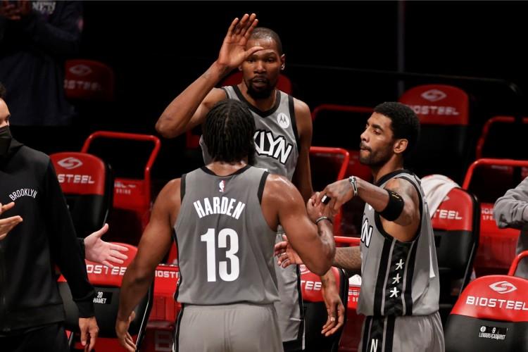NBA官方更新球队战力榜:篮网升至榜首 太阳第二&湖人第六