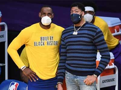 浓眉力挺老詹:他只在乎总冠军,不在乎常规赛MVP