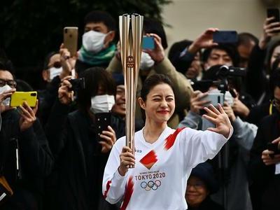 东京奥组委公布火炬接力防疫措施:人员拥挤可能被取消