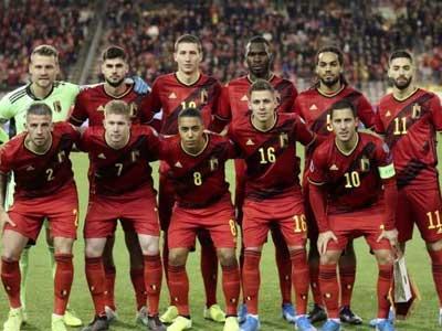 本次欧洲杯预选赛意大利和比利时成为全胜的球队