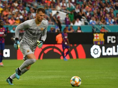 2021-07-21  世体报导,热刺与阿森纳均有意引入巴塞罗那门将内托