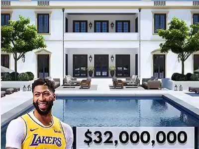 豪气十足,AD在洛杉矶购置一套3200万豪宅