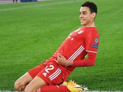 德媒报道,拜仁小将穆夏拉将会入选新一期德国队大名单