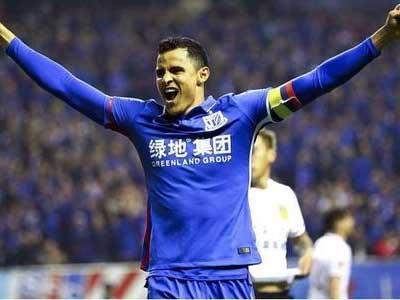 官方消息,申花队长莫雷诺登选中超第5轮最佳球员