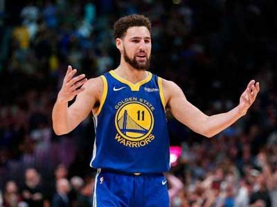 NBA現役三十大球星:NO.20—克萊-湯普森