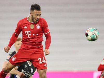 2021-07-19  队报报导,拜仁慕尼黑有意2000万欧元出售托利索