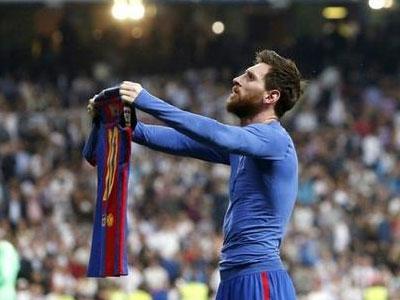 什么是超级巨星?赛后多名对手球员想要梅西球衣