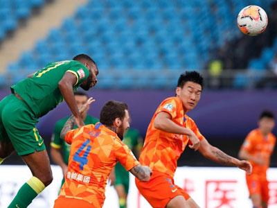 鲁媒报道,针对京鲁首场比赛山东鲁能正式向中国足协提出申诉
