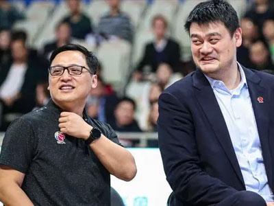 CBA公司CEO疑似因私生活问题辞职,姚明将接替其工作