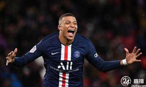 德尚:姆巴佩在球场上对巴黎的影响不止于进球
