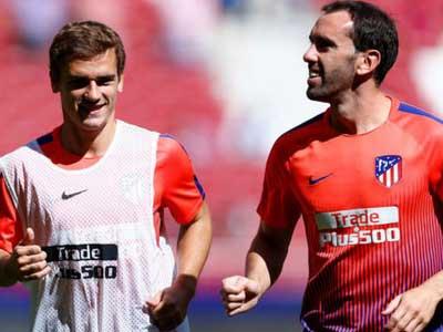 国际米兰希望戈丁说服格列兹曼加盟球队
