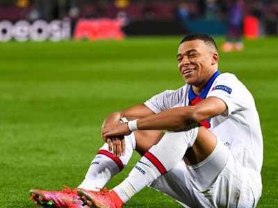 年少有为!22岁姆巴佩位居欧冠法国球员进球榜第三