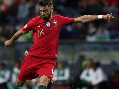 B费谈欧洲杯葡萄牙夺冠:当时跑遍了整个酒店