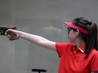 全运会女子25米射击:湖南选手刘锐夺冠,奥运铜牌得主肖芮萱止步资格赛