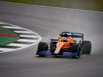 F1迈凯伦车队正式发布2021赛季新车MCL35M