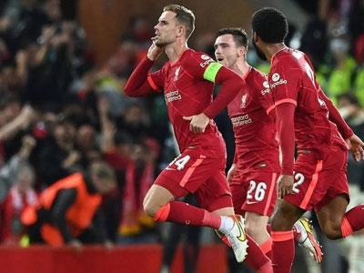 逆转与反逆转,欧冠小组赛利物浦主场3-2胜AC米兰