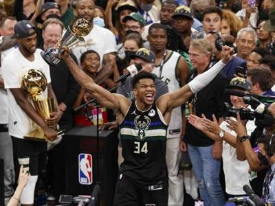 NBA官方发布球队实力榜:雄鹿居首、篮网次之、湖人第五、勇士第十