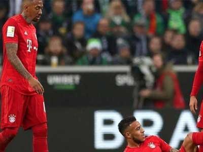 歐冠戰熱刺拜仁兩大將傷缺,一中衛出戰成疑