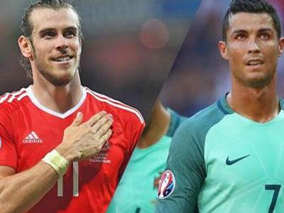 欧洲杯经典回顾!C罗大战贝尔