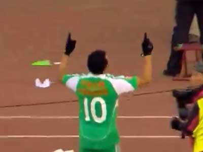 永远争第一!回顾北京国安2009年中超捧杯时刻