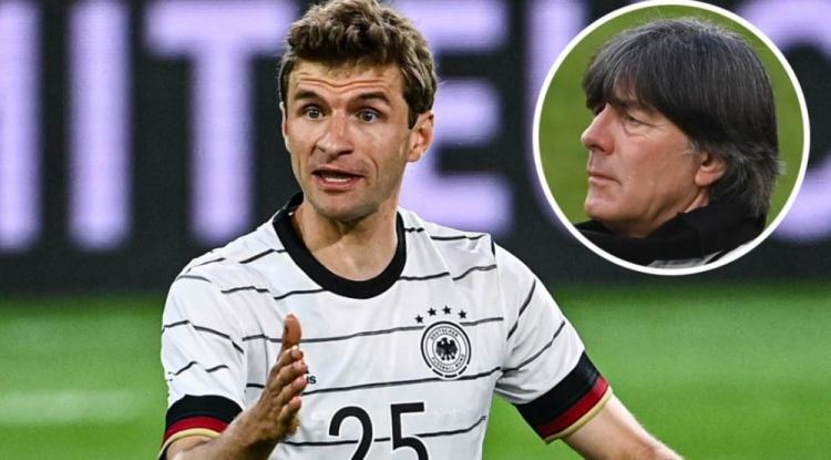 记错结果了?穆勒:输掉比赛很恼火,我们在欧洲杯之前得到警醒