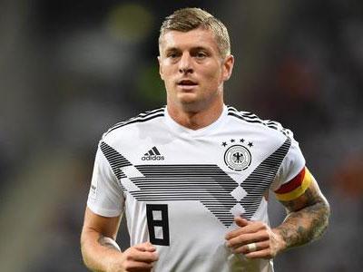 德媒報道,克羅斯希望能夠成為德國國家隊隊長